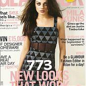 Glamour, September2011