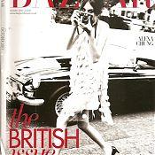 Harpers Bazaar, October 2011