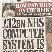 Daily Mail, September 2011