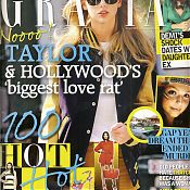 Grazia Cover April 2013