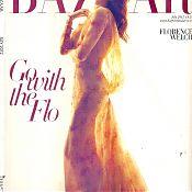 Harpers Bazaar July 2012